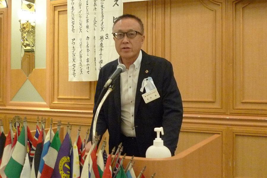 委員会報告 L.吉田 誠